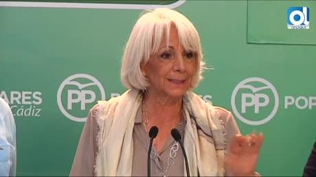 """Teófila Martínez cree que """"es tiempo"""" para una gran coalición"""