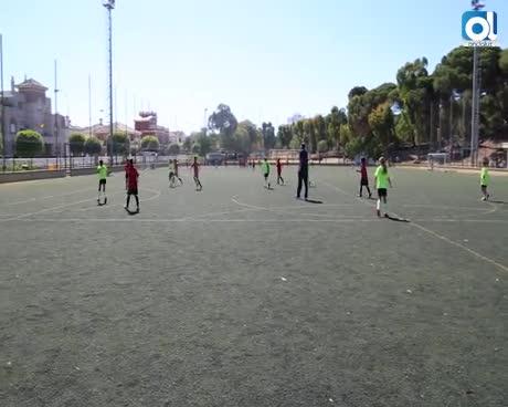 La 'Jornada de Fútbol por la diversidad' se jugó por ocho equipos