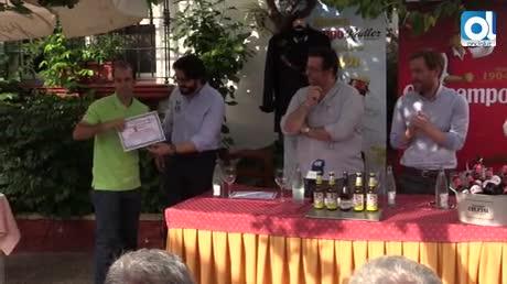Pizzería Noneto, primer premio de ensaladilla Asihtur-Cruzcampo