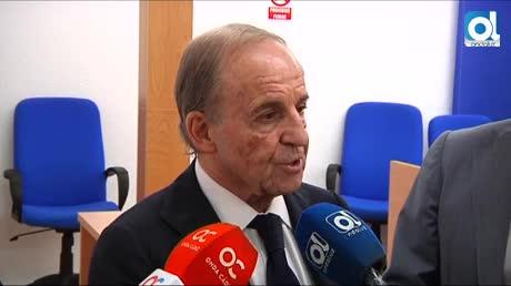 """José María García: """"Con Quique Pina no iría ni a una fiesta"""""""