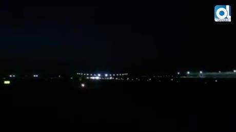 El Solar Impulse 2 despega de Sevilla con rumbo a El Cairo