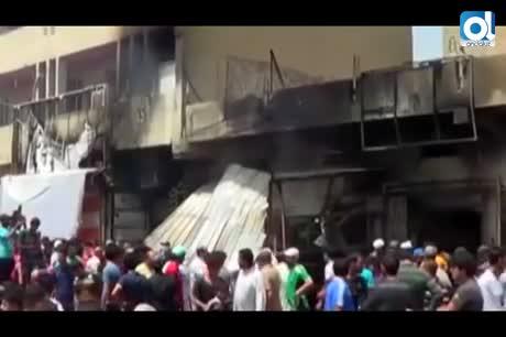 Al menos seis muertos por el estallido de un coche bomba en Bagdad