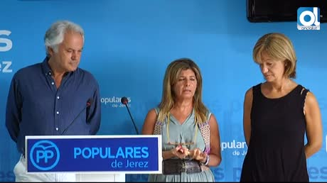 """El PP denuncia que Jerez ha vuelto al """"desamparo social"""""""