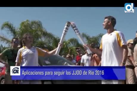 APPs para seguir los Juegos Olímpicos de Río
