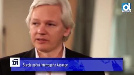 Suecia podrá interrogar a Julian Assange