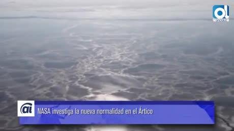 La NASA investiga la nueva normalidad en el Ártico