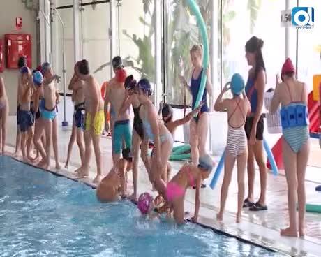 Arranca en septiembre la oferta de cursos de la piscina municipal