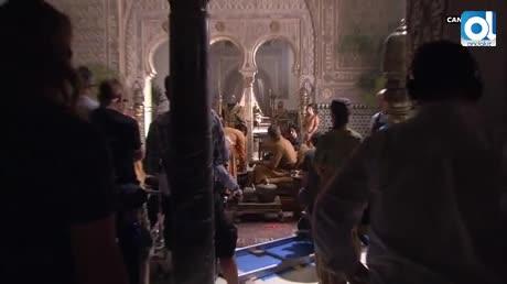 El primer Lannister ya está en Sevilla para rodar Juego de Tronos