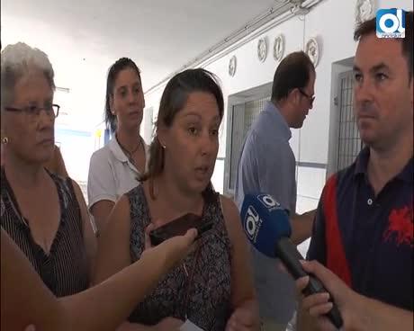 Un grupo de padres, indignados por la mezcla de aulas en Luis Ponce