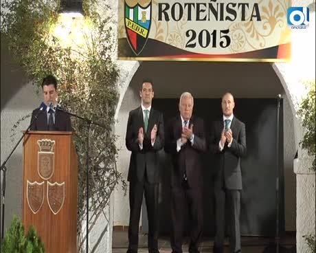 La Peña U.D Roteña entregará este sábado los premios a los Roteñistas