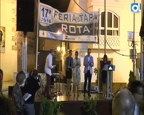 Concurrida inauguración de la XVII Feria de la Tapa