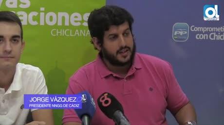 NNGG reclama una línea de autobús a los campus de Jerez y Puerto Real
