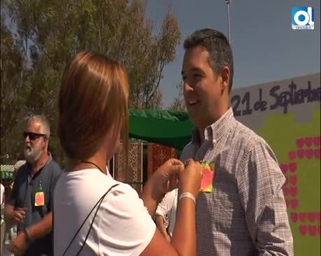 Afa 'El Arenal' conmemora el Día Mundial del Alzheimer