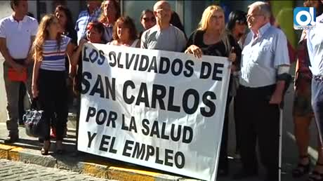 Olvidados de San Carlos basan su esperanza en el servicio de Urgencia