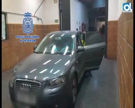 Detienen en Málaga vestido de diablo al líder de un grupo de sicarios