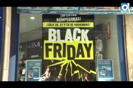El 'Black Friday' llega a España el 25 de noviembre