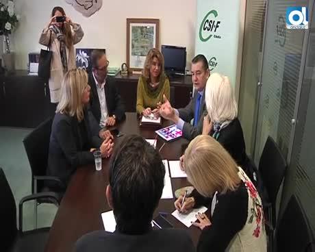 El PP ofrece a CSIF crear grupos de trabajo de cara a futuras leyes