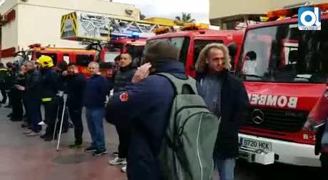Los bomberos de Málaga aceptarían la dimisión del jefe de servicio