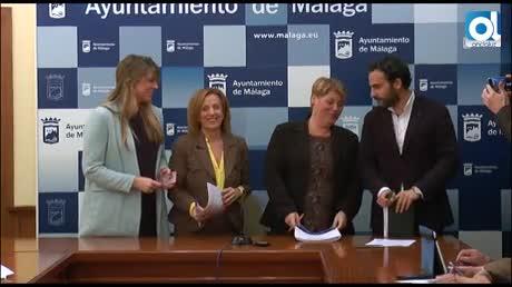 Un cortejo fúnebre exigirá más medios para los bomberos de Málaga