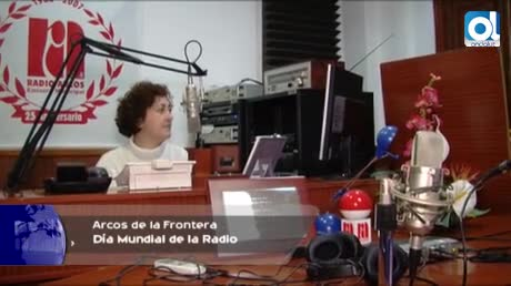 'Radio Arcos' celebra el día del medio con sus 35 años de vida