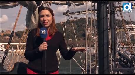 A bordo de la Nao Victoria, el barco de la primera vuelta al mundo
