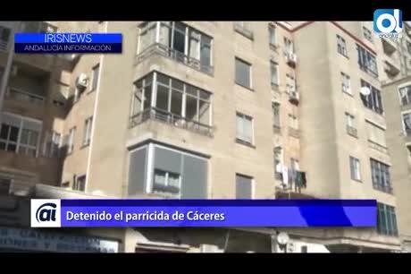 Un hombre mata a su padre con un arma de fuego en Cáceres