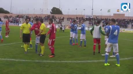 Un gran San Fernando empequeñece al Real Murcia (3-1)
