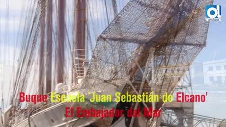 El buque 'Juan Sebastián de Elcano', noventa años sin límites