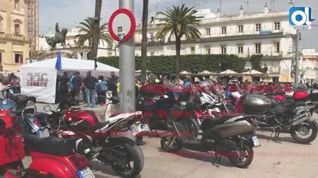 Motoclub 1810 San Fernando y scout con el Comedor El Pan Nuestro