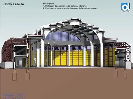 El Mercado de la Puerta de la Carne inicia la actuación arqueológica