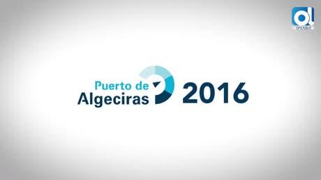 El puerto de los 100 millones de toneladas , viral con #AlgecirasA100
