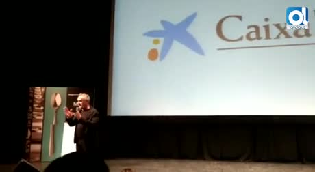 Ferran Adrià abarrota la Casa Colón con su 'Mise en Place'