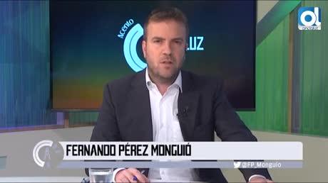 """Felipe Alcaraz: """"Unidos Podemos puede ganar en Andalucía"""""""