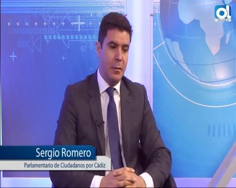 """Sergio Romero (Ciudadanos): """"Nuestra obsesión es el empleo"""""""