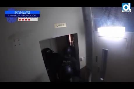 Diecisiete detenidos de banda georgiana por robos en casas y locales