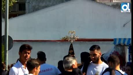 Misión estrenó cortejo de nazarenos