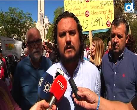 Dos manifestaciones y una misma lucha: contra la precariedad laboral