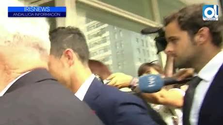 """Rubén Castro: """"Jamás le he puesto la mano encima ni la he insultado"""""""