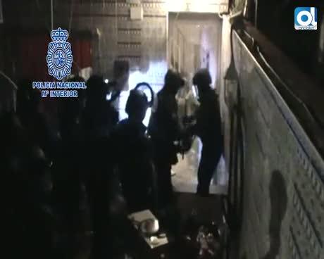 25 detenidos por altercados entre clanes por drogas en Málaga