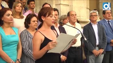 Minuto de silencio en Sevilla en recuerdo de Miguel Ángel Blanco