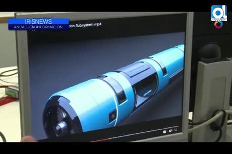 Hyperloop One prueba con éxito su tren ultrarrápido
