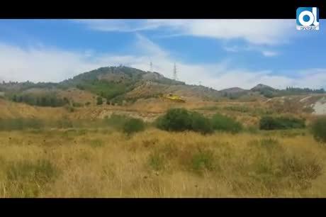 Estabilizado el incendio en los Asperones de Málaga