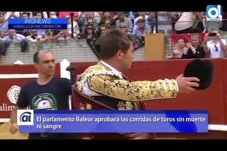 Baleares aprueba su ley de toros que prohíbe el maltrato animal