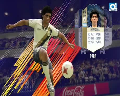 FIFA 18 contará con siete nuevas leyendas del fútbol