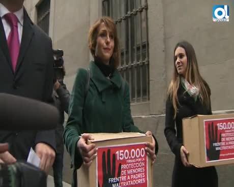 La Fiscalía pide prisión provisional sin fianza para Juana Rivas