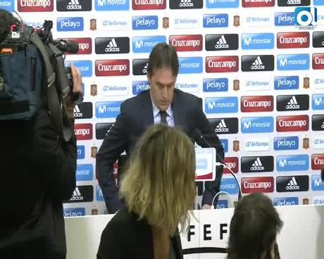 El gaditano Suso se estrena y Villa regresa a la selección española