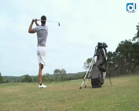 Postigo será el primer golfista mundial sin prótesis profesional