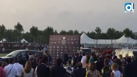 El Rey Juan Carlos entrega a Ayala Polo Team la Copa de Oro