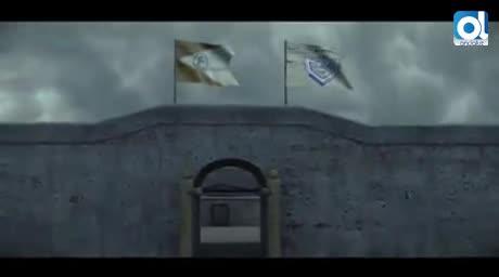 Presentada la 1ª parte de la recreación del fuerte Santa Bárbara