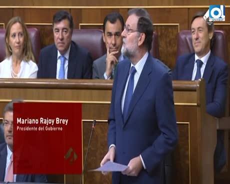 Rajoy sobre el desafío soberanista:
